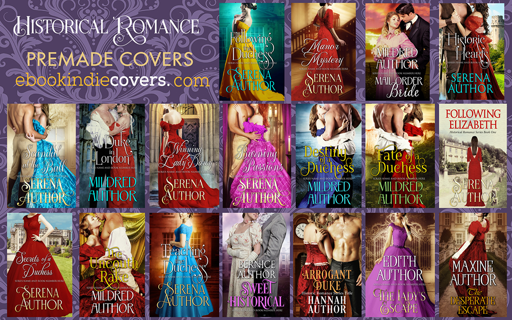 Historical Romance Book Covers ~ Historical romance premade covers s bookcoverscre tive